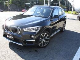 BMW X1 xドライブ 20i xライン 4WD HDD バックカメラ ETC 電動リアゲート