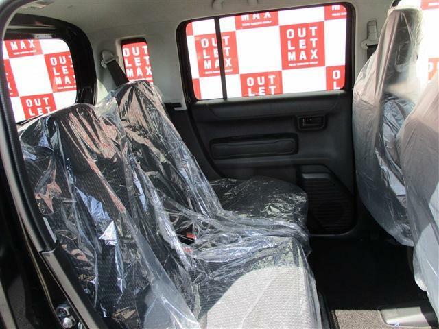 シートには目立つ汚れ等はございません。