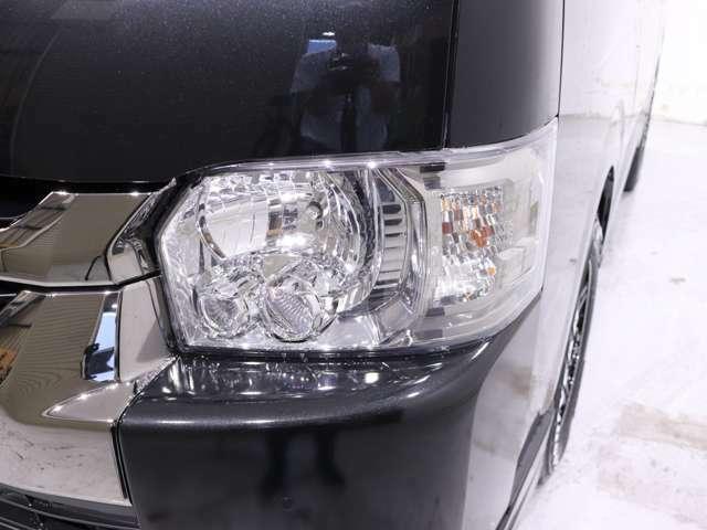 LEDヘッドランプ!