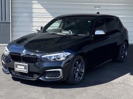 BMW 1シリーズ M140i エディション シャドー 整備記録簿・スペアーキー付き