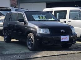 トヨタ サクシード 1.5 TX フル装備 ナビ アルミ 記録簿付
