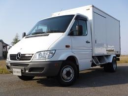 メルセデス・ベンツ トランスポーターT1N 416-CDI ピックアップトラック 8NO