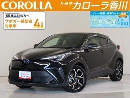 トヨタ C-HR ハイブリッド 1.8 G HV保証・純正メモリーナビ・フルセグTV