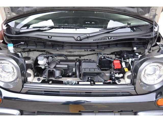 ハイブリッドターボエンジンとCVTオートマの組み合わせで燃費とパワーを実現しました^^メーカー保証も全国対応で安心ですよ!お問い合わせは079-280-1118、カーズカフェ カーベル姫路東まで^^
