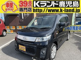 マツダ AZ-ワゴン 660 カスタムスタイル XS スマートキー・プッシュスタート・AW・CD