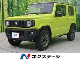 スズキ ジムニー 660 XC 4WD 4WD 衝突軽減 クルコン 純正16AW 禁煙