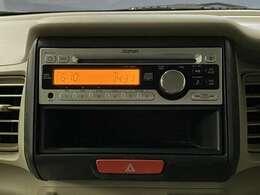 オーディオが搭載されているので音楽やラジオを楽しむことができます。