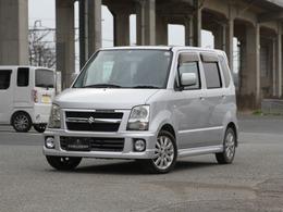 スズキ ワゴンR 660 RR-DI 4WD シートヒーター