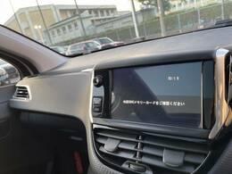 【メーカーナビ】です。フルセグTV、Bluetoothなど充実の装備です。