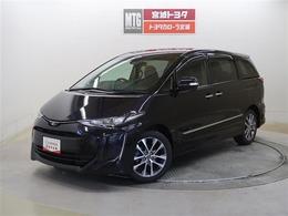 トヨタ エスティマ 2.4 アエラス プレミアム 4WD ナビ/バックカメラ/LEDヘッドライト