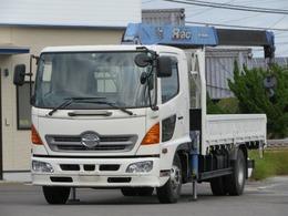 日野自動車 レンジャー 2.75t 4段ラジコンフックイン 内寸-長470x幅214x高40
