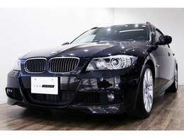 正規ディーラー車 2011年モデル BMW 335iツーリング Mスポーツパッケージ 右ハンドル ブラックサファイヤメタリック/ブラックレザー
