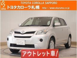 トヨタ ist 1.5 150X 4WD 寒冷地仕様車