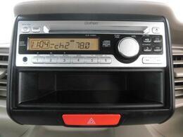 純正CDオーディオ搭載♪AUX端子付き♪