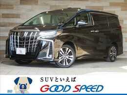 トヨタ アルファード 2.5 S Cパッケージ 新車未登録 サンルーフ デジタルミラー LED