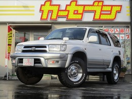 トヨタ ハイラックスサーフ 2.7 SSR-X 4WD 買取車 リフトアップ サンルーフ 社外AW