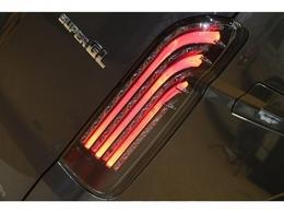 テールランプはFLEXオリジナル『煌BLACK』が搭載されています♪
