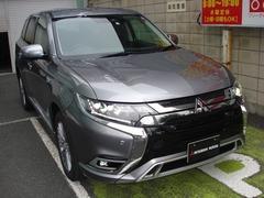 三菱 アウトランダーPHEV の中古車 2.4 G プラスパッケージ 4WD 東京都墨田区 388.0万円