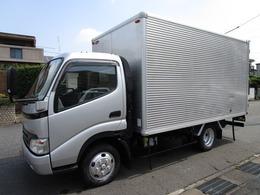 トヨタ トヨエース アルミバン ワイド AT 373x208x197