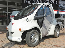 トヨタ コムスEV デッキ バッテリー交換済
