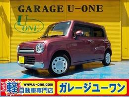 スズキ アルトラパン 660 ショコラ X スマキー アイドルストップ ETC CD