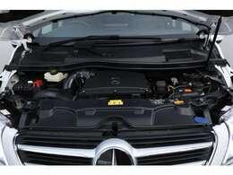2.2リッター DOHC直列4気筒ターボチャージャーディーゼルエンジン 163ps/38.7kg・m