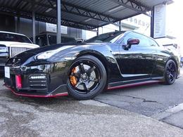 日産 GT-R 3.8 NISMO 4WD 1オーナー ニスモスポーツリセッチング