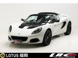 ロータス エリーゼ ELISE SPORT220II 新車未登録 6MT ブラックパック