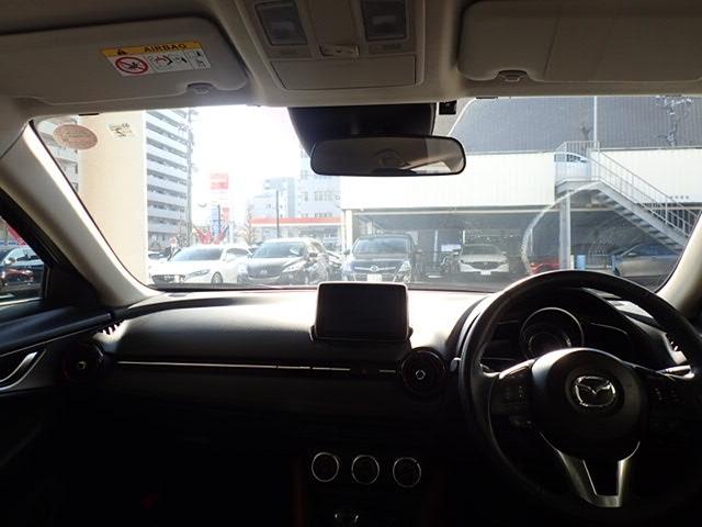 視界も見やすく運転しやすいです。
