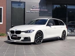 BMW 3シリーズツーリング 335i Mスポーツ Mperformanceエアロ&20AW 地デジ 360画像
