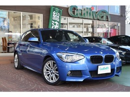 BMW 1シリーズ 120i Mスポーツ 純HDDナビ・Bカメラ・Bセンサー・HIDライト