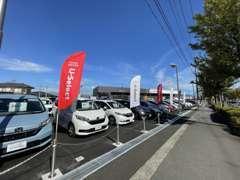 新車・登録済(届出済)当社デモカー・展示車などお値打ち車も多数展示しています。