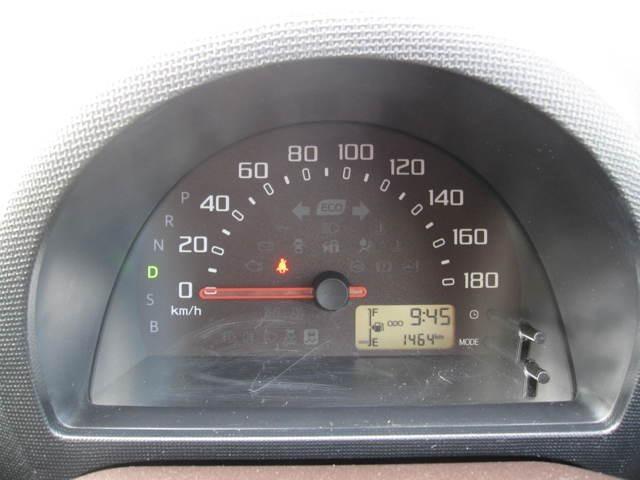 燃費やエコドライブが一目でわかる多機能メーターです