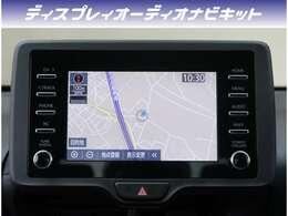 【ナビ】純正DA+ナビが付いています。BluetoothオーディオやUSB接続など音楽機能がご利用頂けます。