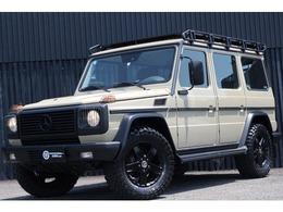 メルセデス・ベンツ Gクラス G500L 4WD ラック&リアラダー purミラー