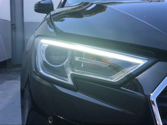快適装備満載の車内。アウディのインテリアは世界トップクラスの品質を誇っています