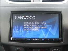 「カーナビ」 ケンウッド製メモリーナビ付きで知らない土地のドライブも安心!CD、ワンセグTVも楽しめます♪