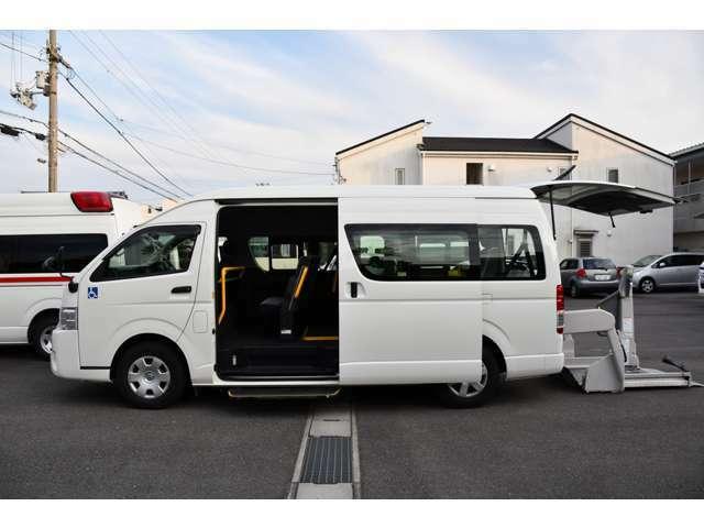 常時30台以上の福祉車両を掲載しております。是非、当社ホームページへお越し下さい。福祉車両専門店ホームページ。http://sakaide-j.com/