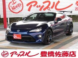 トヨタ 86 2.0 GT フルバケシート 車高調 大型リアウイング