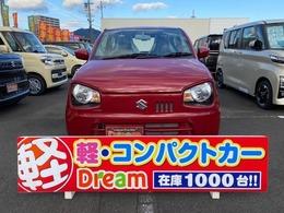 スズキ アルト 660 L オートライト・運転席シートヒーター