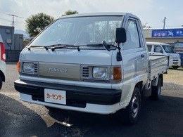 トヨタ タウンエーストラック 2.0 DX スーパーシングルジャストロー スチールデッキ 三方開 ディーゼル 5速MT車