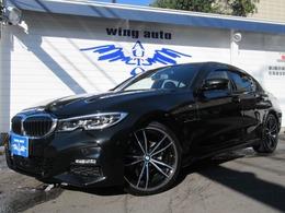 BMW 3シリーズ 320d xドライブ Mスポーツ ディーゼルターボ 4WD OP19AW ACC Bカメラ 衝突軽減ブレーキ