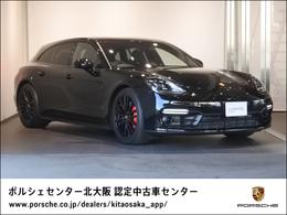 ポルシェ パナメーラスポーツツーリスモ GTS PDK 4WD 2020年モデル新車保証継承