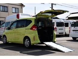 ホンダ フリード+ 1.5 G 車いす仕様車