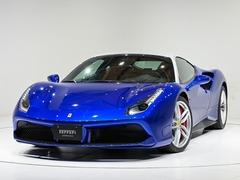 フェラーリ 488GTB の中古車 F1 DCT 東京都港区 3140.0万円
