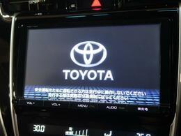 純正9インチナビ搭載♪ドライブの時も画面が大きく安心です!!