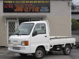 スバル サンバートラック 660 TB 三方開 4WD 車検整備付き 5MT 4WD 三方開