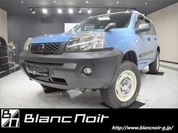 日産 エクストレイル 2.0 Xtt 4WD ワンオフ全塗装リフトアップオールテレーン