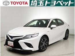 トヨタ カムリ 2.5 WS レザーパッケージ JBLサウンド8インチディスプレーナビ