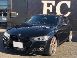 BMW 3シリーズ アクティブハイブリッド 3 Mスポーツ 純正AW ETC 革シート BT